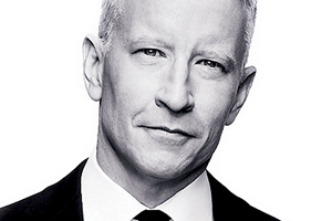 Mary and Louis Fusco Distinguished Lecture Series AN EVENING WITH CNN ANCHOR ANDERSON COOPER